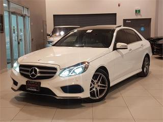 Used 2015 Mercedes-Benz E-Class E250 BlueTEC-AWD-AMG-NAVI-PANO ROOF-CAMERA-LOADED- for sale in Toronto, ON