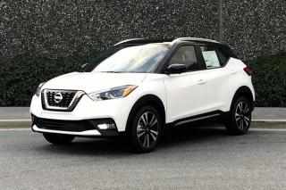 New 2019 Nissan Kicks SR CVT for sale in Vancouver, BC