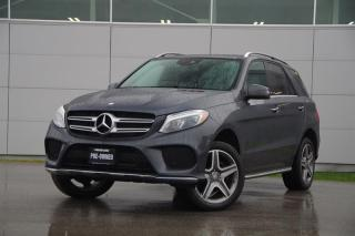 Used 2016 Mercedes-Benz GLE350 d 4MATIC *AMG* for sale in Vancouver, BC