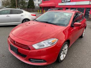 Used 2013 Dodge Dart 4dr Sdn SXT for sale in Surrey, BC
