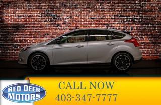 Used 2013 Ford Focus SE Hatchback for sale in Red Deer, AB