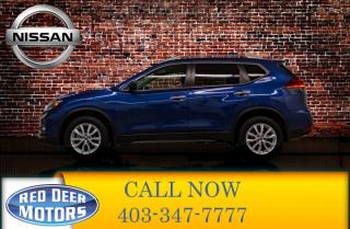 Used 2017 Nissan Rogue AWD SV for sale in Red Deer, AB
