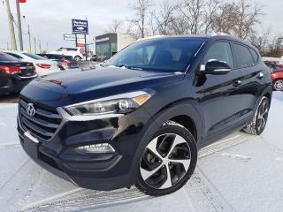 Used 2016 Hyundai Tucson PREMIUM AWD for sale in Beamsville, ON