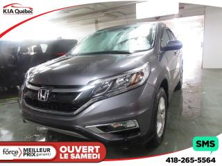 Used 2016 Honda CR-V Ex Awd T.ouvrant for sale in Québec, QC