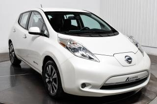Used 2015 Nissan Leaf SL CHADEMO CUIR MAGS NAV CAMERA 360 for sale in Île-Perrot, QC