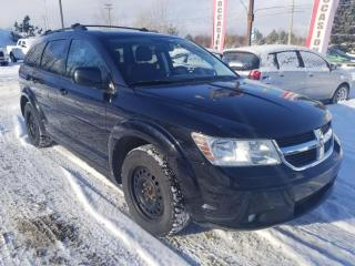 Used 2010 Dodge Journey Sxt Fwd 7 Passagés for sale in Mascouche, QC