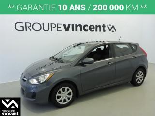 Used 2013 Hyundai Accent Gl Gar. for sale in Shawinigan, QC
