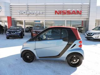 Used 2011 Smart fortwo Cabriolet 2 portes Passion for sale in St-Georges, QC