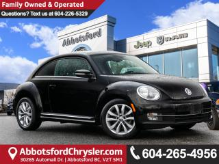Used 2014 Volkswagen Beetle 2.0 TDI Comfortline *LOCALLY DRIVEN* for sale in Abbotsford, BC