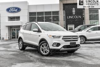 Used 2018 Ford Escape SEL AWD for sale in Ottawa, ON