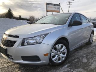 Used 2012 Chevrolet Cruze LS Automatic with Air, Cruise, Pwr Windows and Keyless Entry! for sale in Kemptville, ON