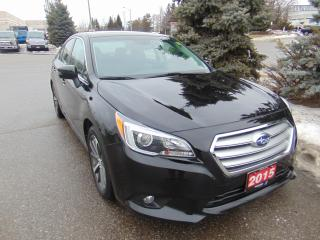 Used 2015 Subaru Legacy 2.5i Limited Package for sale in Brampton, ON