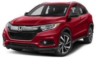 New 2019 Honda HR-V Sport for sale in Vancouver, BC