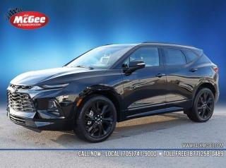 New 2019 Chevrolet Blazer RS for sale in Peterborough, ON