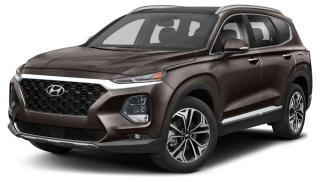 New 2019 Hyundai Santa Fe Ultimate 2.0 for sale in Abbotsford, BC