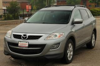 Used 2012 Mazda CX-9 GS 7 Passenger | AWD | Leather | CERTIFIED for sale in Waterloo, ON