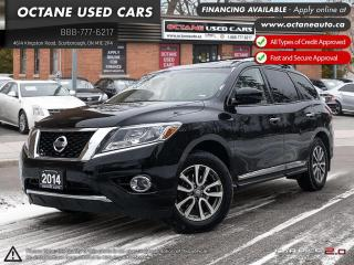 Used 2014 Nissan Pathfinder SL 4WD! Accident Free! NAVI! Backup Cam! for sale in Scarborough, ON