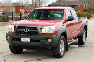 Used 2011 Toyota Tacoma 4x4 | V6 | CERTIFIED for sale in Waterloo, ON