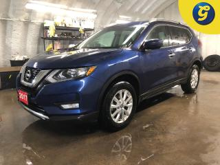 Used 2017 Nissan Rogue SV * AWD * Remote start * Push button ignition * Back up camera * Phone connect * Voice recognition * Heated front seats/mirrors * Hands free steering for sale in Cambridge, ON