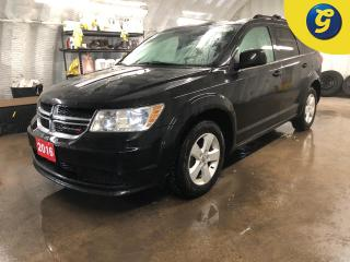 Used 2016 Dodge Journey SE Plus * 7 Passenger * U connect touchscreen * Phone connect * Dual Climate control * Heated mirrors * * Automatic/Manual mode * A/C w/ manual tri-zo for sale in Cambridge, ON