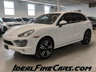 Used 2013 Porsche Cayenne NAVIGATION SYSTEM/HEATED SEATS/HEATED STEERING! for sale in Toronto, ON