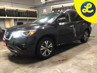 Used 2018 Nissan Pathfinder SV 4WD *  Navigation * 7 Passenger * Blind Spot Warning (BSW) * Intelligent Emergency Braking (IEB) and Rear Cross Traffic Alert (RCTA) * 360 Degree B for sale in Cambridge, ON