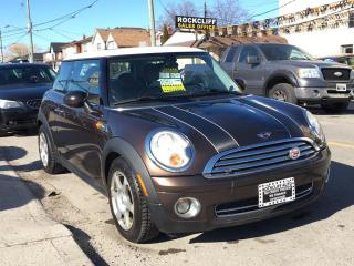 Used 2010 MINI Cooper HARDTOP for sale in Scarborough, ON