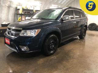 Used 2014 Dodge Journey SXT * Remote start * 8.4 Touch Screen Navigation * Reverse camera * 7 Passenger * Keyless entry * Phone connect * Dual Climate control *  Heated mirro for sale in Cambridge, ON