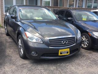 Used 2011 Infiniti M56 4dr Sdn AWD Premium for sale in Scarborough, ON
