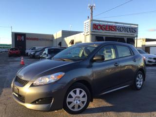 Used 2012 Toyota Matrix - BLUETOOTH - POWER PKG for sale in Oakville, ON