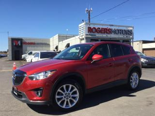 Used 2015 Mazda CX-5 GT AWD - LEATHER - SUNROOF - REVERSE CAM for sale in Oakville, ON