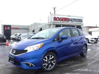 Used 2015 Nissan Versa Note SR - REVERSE CAM - BLUETOOTH for sale in Oakville, ON