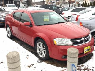 Used 2011 Dodge Avenger for sale in Scarborough, ON