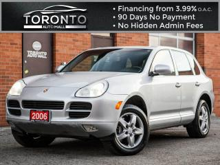 Used 2006 Porsche Cayenne S navigation Sunroof Bose sound for sale in North York, ON