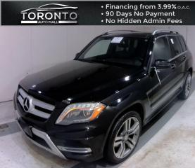 Used 2014 Mercedes-Benz GLK-Class 4MATIC 4dr GLK 350 for sale in North York, ON
