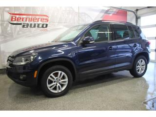 Used 2015 Volkswagen Tiguan for sale in Lévis, QC