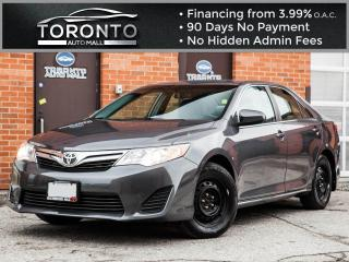 Used 2014 Toyota Camry LE Off lease Back up camera Bluetooth for sale in North York, ON