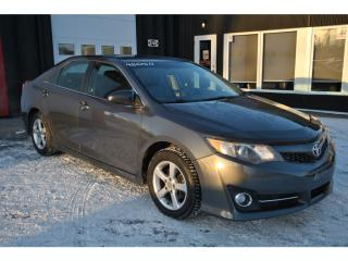 Used 2012 Toyota Camry Se Cuir A/c Mags for sale in St-Hubert, QC
