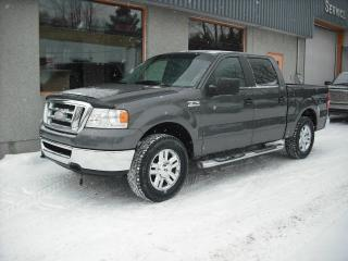 Used 2007 Ford F-150 4 RM, Super cabine multiplace, XLT for sale in Repentigny, QC