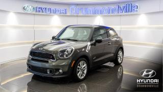 Used 2013 MINI Cooper Paceman S ALL4 + TOIT PANO + MAGS + CUIR + WOW ! for sale in Drummondville, QC
