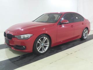 Used 2014 BMW 3 Series 320i XDRIVE-1 OWNER-SUNROOF-HEATED SEATS-BLUETOOTH for sale in Mississauga, ON