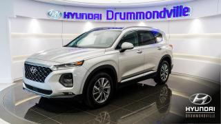 Used 2019 Hyundai Santa Fe 2.0T LUXURY + AWD + GARANTIE + TOIT PANO for sale in Drummondville, QC