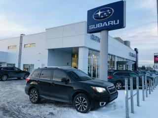Used 2018 Subaru Forester 2.0XT Limited CVT EyeSight for sale in Gatineau, QC