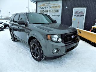 Used 2011 Ford Escape ***XLT,4X4,MAGS*** for sale in Longueuil, QC