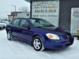 Used 2006 Pontiac Pursuit ***AIR CLIMATISE,BAS KILO*** for sale in Longueuil, QC