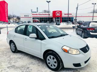 Used 2010 Suzuki SX4 **TRÈS BAS KM** for sale in Charlesbourg, QC