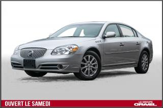 Used 2010 Buick Lucerne Cxl T.ouvrant Cuir for sale in Ile-des-Soeurs, QC