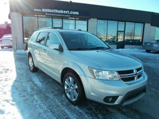 Used 2011 Dodge Journey SXT CREW ** 7 PLACES ** for sale in St-Hubert, QC