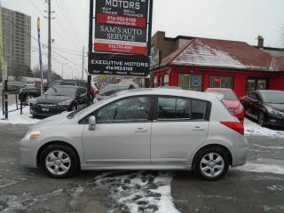 Used 2011 Nissan Versa 1.8 SL for sale in Scarborough, ON