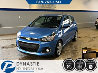 Used 2016 Chevrolet Spark Lt Pneu for sale in Rouyn-Noranda, QC